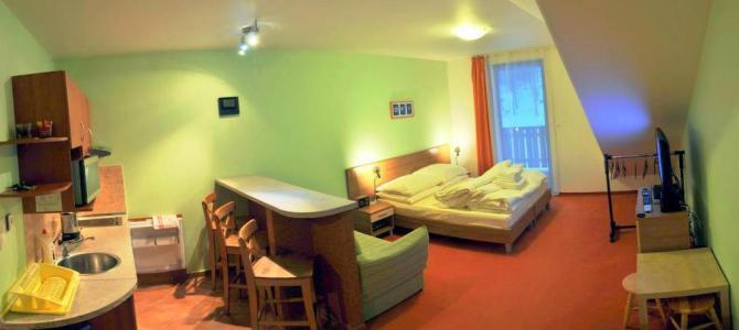 Kvalitne vybavené izby