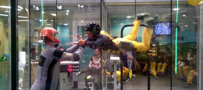 Zažite adrenalín z voľného pádu